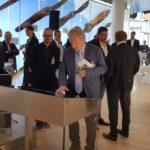 Virtual Reality-Simulationen in der Flughafen Lounge im Deutschen Museum
