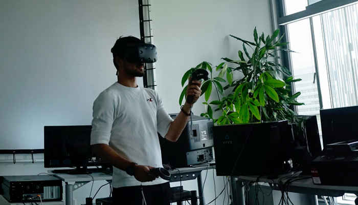 Test der VR-Brille HTC Vive