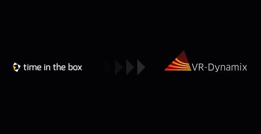 Umfirmierung zu VR Dynamix