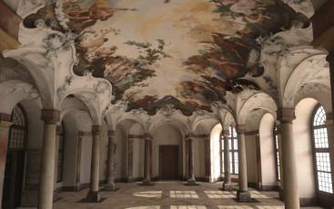 Gartensaal der Residenz Würzburg in VR