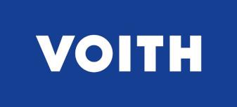 Logo des Unternehmens Voith