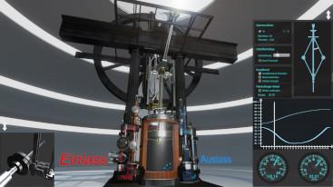 Erläuterung der VR-Dampfmaschine